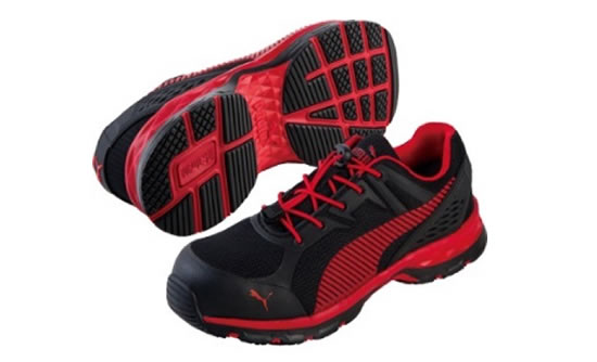 PUMA SAFETY Fuse Motion 2.0 Red Low