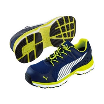 PUMA SAFETY Fuse Motion 2.0 Blue Low