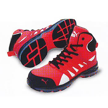 PUMA SAFETY Velocity 2.0 Red Mid